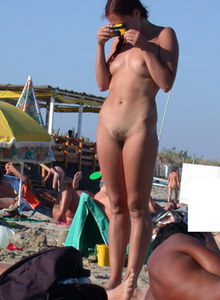 Nude Beach Gallery